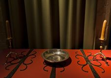 Dover Castle Kings Chamber Room Royalty Free Stock Image