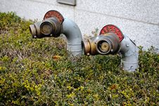 Free Fire Hydrants Stock Images - 18718264