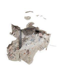 Free Hole On Damaged Stone Royalty Free Stock Photography - 18718737