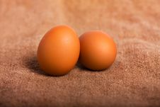 Free Eggs Royalty Free Stock Photography - 18718937