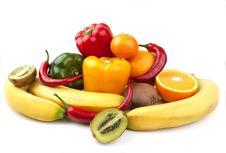 Free Ripe Fruit Stock Photography - 18719302