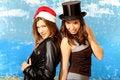 Free Girls Having Fun Royalty Free Stock Photos - 18720128