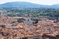 Free Florence View With Basilica Of The Holy Cross Royalty Free Stock Image - 18723556