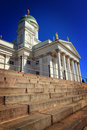 Free Finland: Lutheran Cathedral Of Helsinki Royalty Free Stock Images - 18727719