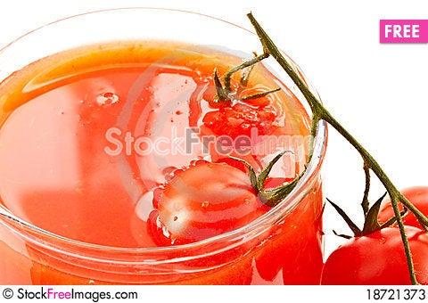 Free Tomato Juice Stock Photos - 18721373