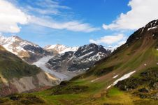 Free Gepatsch Glacier In Austria Stock Photo - 18720670