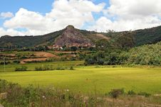 Free Malagasy Rural Landscape Royalty Free Stock Photo - 18720715