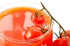 Free Tomato Juice Stock Photos - 18721373