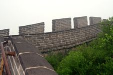 Free The Great Wall Royalty Free Stock Photography - 18721667