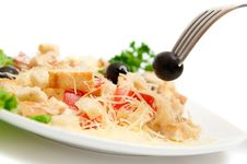 Free Tasty Salad Stock Image - 18722821