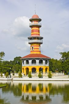 Free Pagoda Stock Image - 18722891