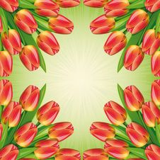 Free Spring Background Royalty Free Stock Photo - 18723175