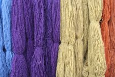 Free Craft Yarn Stock Image - 18724281