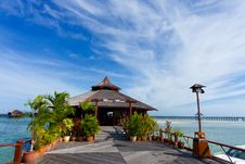 Free Mini Mart At The Tropical Resort Stock Photography - 18724422