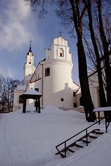 Free Vilnius Kalvary Church Royalty Free Stock Image - 18725256