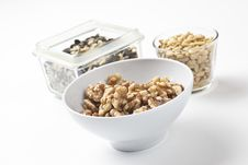 Free Mixed Nuts Stock Photos - 18725373