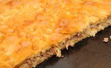 Free Closeup Meat Pie Royalty Free Stock Photo - 18726695