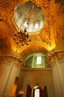 Free Church Of Sacred Konstatin And Elena Stock Photography - 18726742