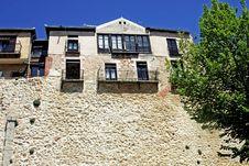 Free House In Segovia Royalty Free Stock Photos - 18726998