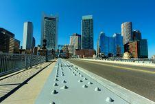 Free Boston Financial District Stock Photo - 18727450