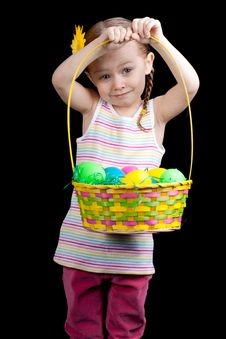 Free My Easter Baket Stock Photos - 18727623