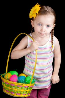 Free Do You Have Any Eggs Stock Photo - 18727640