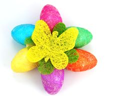 Free Easter Decoration Royalty Free Stock Image - 18728676