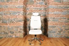 Free Office Chair Royalty Free Stock Photo - 18729125