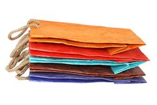 Free Color Paper Bags Royalty Free Stock Images - 18729189