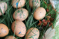 Free Easter Wreath Stock Image - 18731171