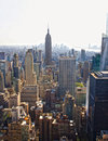Free Manhattan Skyline Royalty Free Stock Photography - 18731307