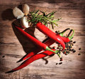 Free Chili Peppers Stock Images - 18737424
