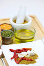 Free Ingredients For Food Preparation Royalty Free Stock Photos - 18738818