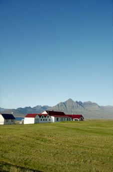 Free Icelandic Farm Stock Image - 18730981