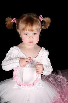 Free Little Ballerina Stock Photo - 18731080