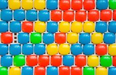 Free Plastic Mosaic Stock Photos - 18733653