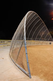 Free Softball Field Stock Image - 18734431