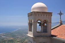 Free Sicilian Belltower Royalty Free Stock Photography - 18735037