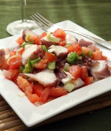 Free Salad Royalty Free Stock Image - 18735586