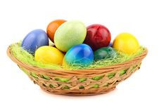 Free Easter Nest 1 Royalty Free Stock Images - 18736419