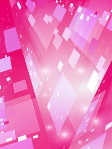 Free Abstract Background Made Of Squares And Rectangles Stock Image - 18737831