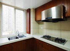 Free Kitchen Royalty Free Stock Photo - 18738325
