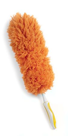 Isolated Duster Royalty Free Stock Photography