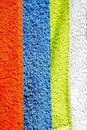 Free Colorful Cotton  Towels Stock Photos - 18741013