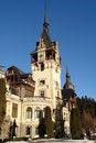 Free The Peles Palace, Sinaia. Stock Image - 18743651