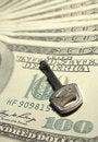 Free Key To Money Stock Images - 18743834