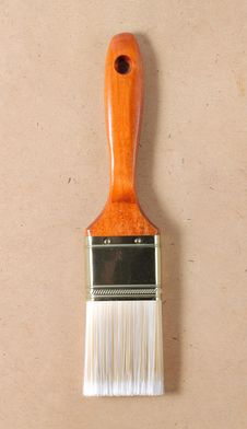 Free Paint Brush Stock Photography - 18741042