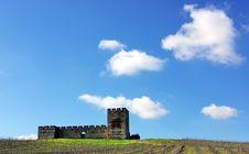 Free Valongo Castle, Alentejo, Portugal. Royalty Free Stock Images - 18741069