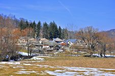 Free Transylvania Village Stock Photography - 18742552