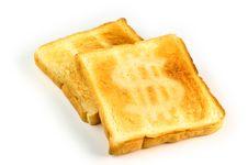 Free Dollar Toast Royalty Free Stock Image - 18744936